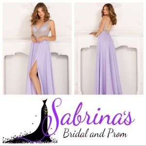Lucci Lu - Style 1101 - Size 4 - Lilac
